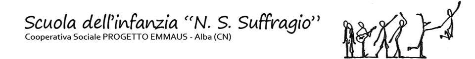 """Scuola dell'Infanzia """"N.S. del Suffragio"""""""