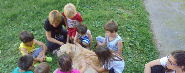 Nuove esperienze: la  PET THERAPY