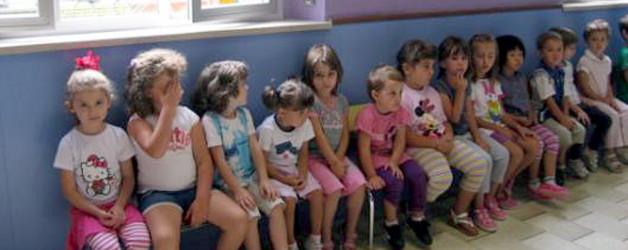 Il giornalino della scuola dell'infanzia – Autunno 2011