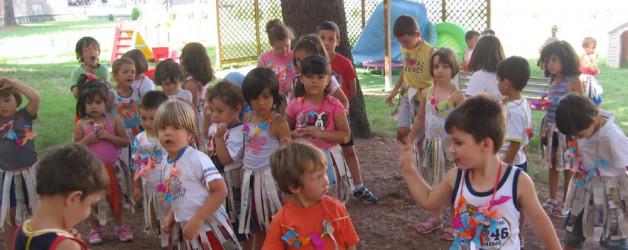 Festa Hawaiana a Estate Bimbi 2012